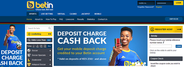 Helabet tops the list of betting sites in Kenya