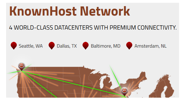 KnownHost Data Centers